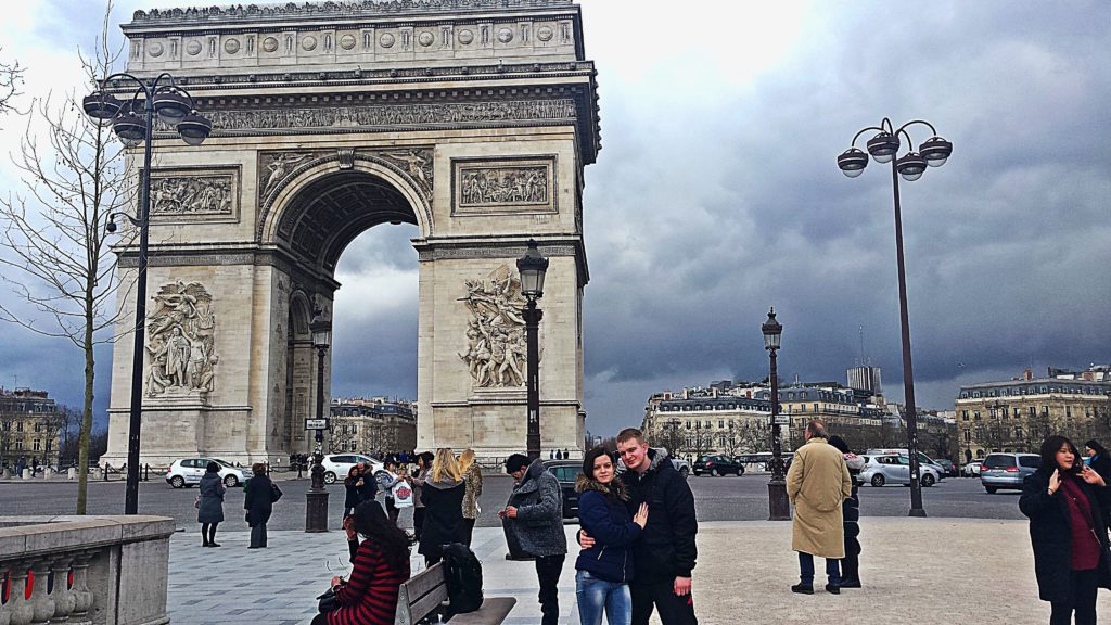 paris on a budget
