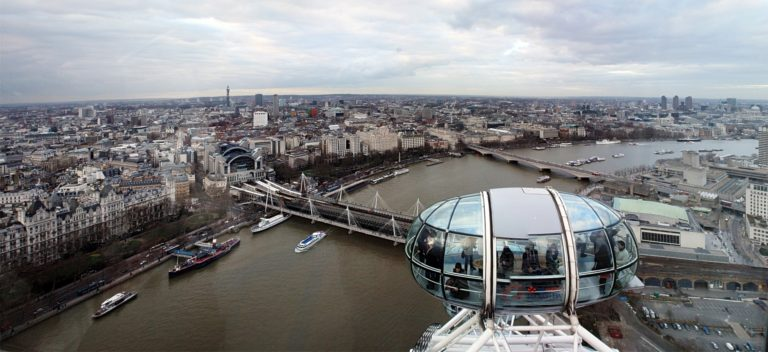 places in london