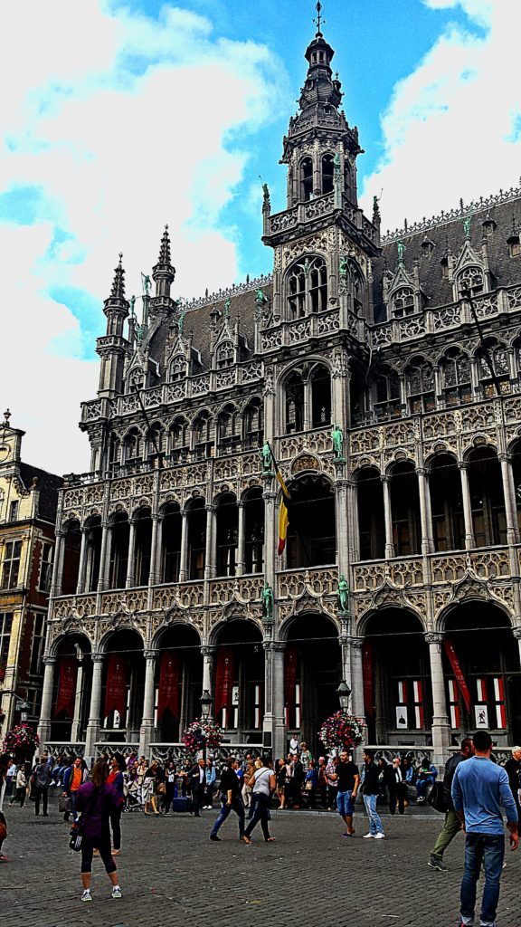 brussels what to see