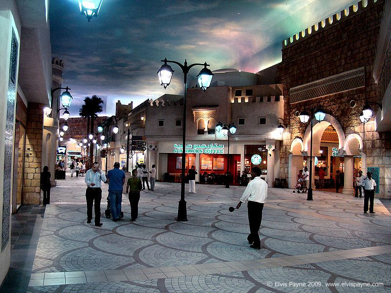 places to go in dubai