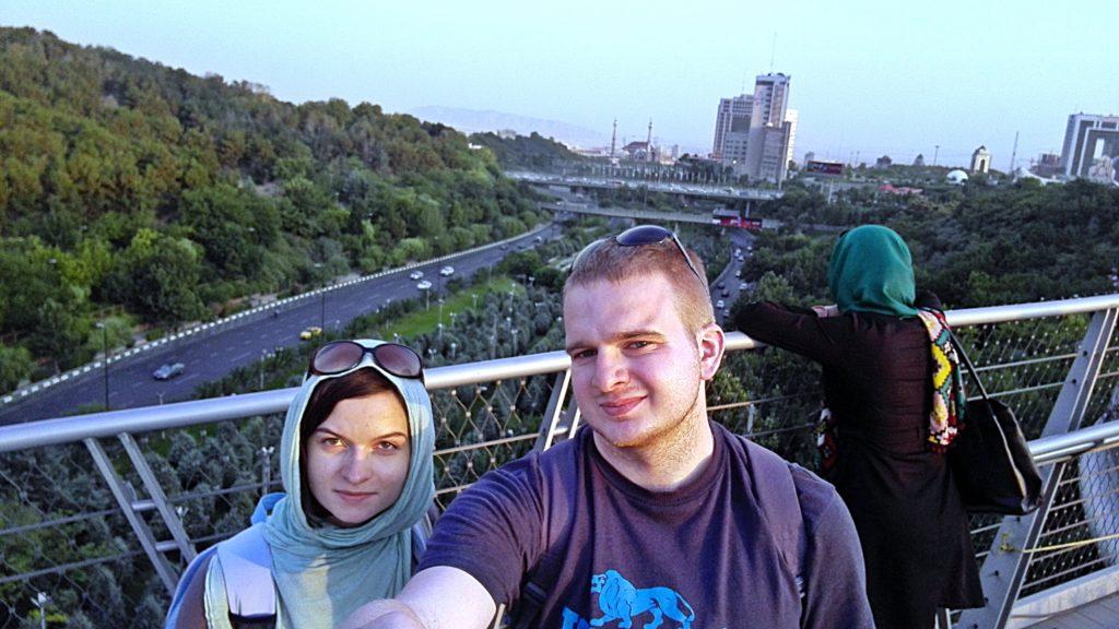 tehran travel