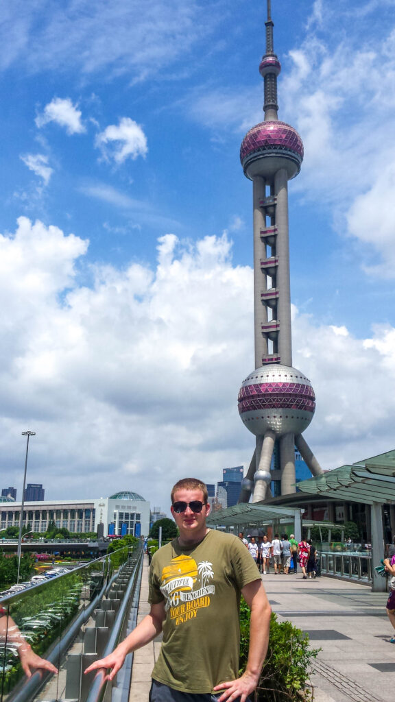 attractions in shanghai